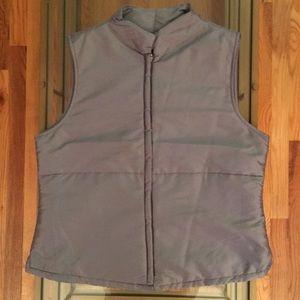 GAP Full Zip Front Layering Vest